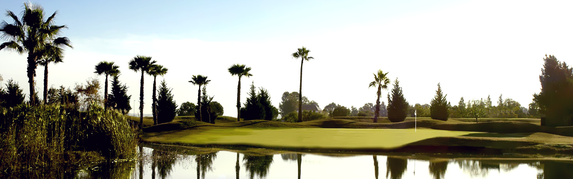 Real Club de Golf de Sevilla - Regular Host to International Tournament Competition