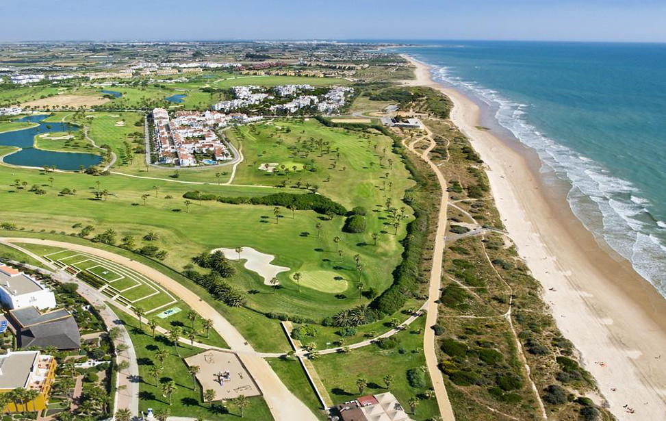 Club de Golf Costa Ballena, Rota - Cádiz, Spain